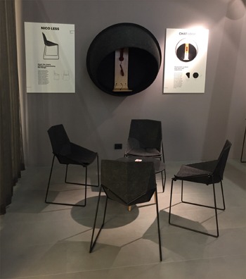 The unseen protagonist: Skema at Orgatec