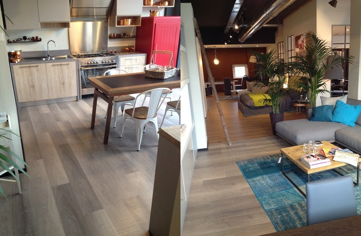 Facile The Evolution Of Laminate Flooring And The Passion That